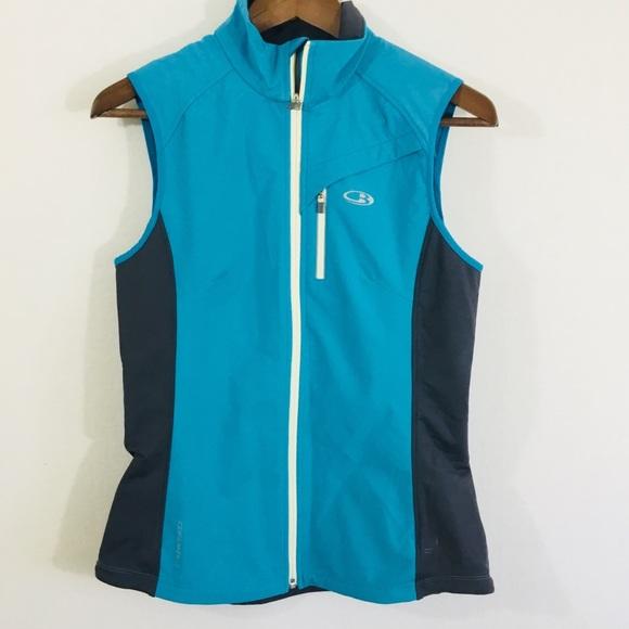 Icebreaker Jackets Coats Gt New Zeland Merino Wool Vest Small Poshmark